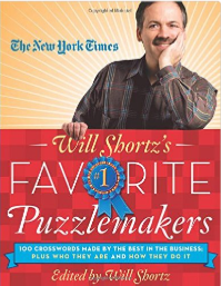 Will Shortz picks his favorite puzzlemakers